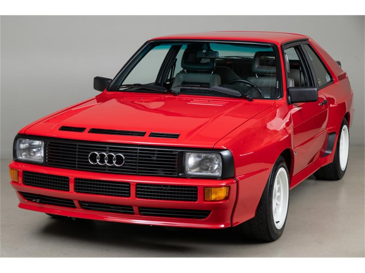 1986 Audi Quattro (CC-1209439) for sale in Scotts Valley, California