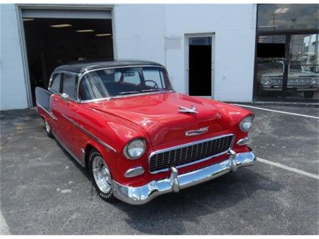 1955 Chevrolet Bel Air (CC-1200095) for sale in Cadillac, Michigan