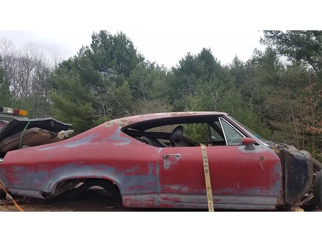 1968 Chevrolet Chevelle SS (CC-1209519) for sale in Woodstock, Connecticut