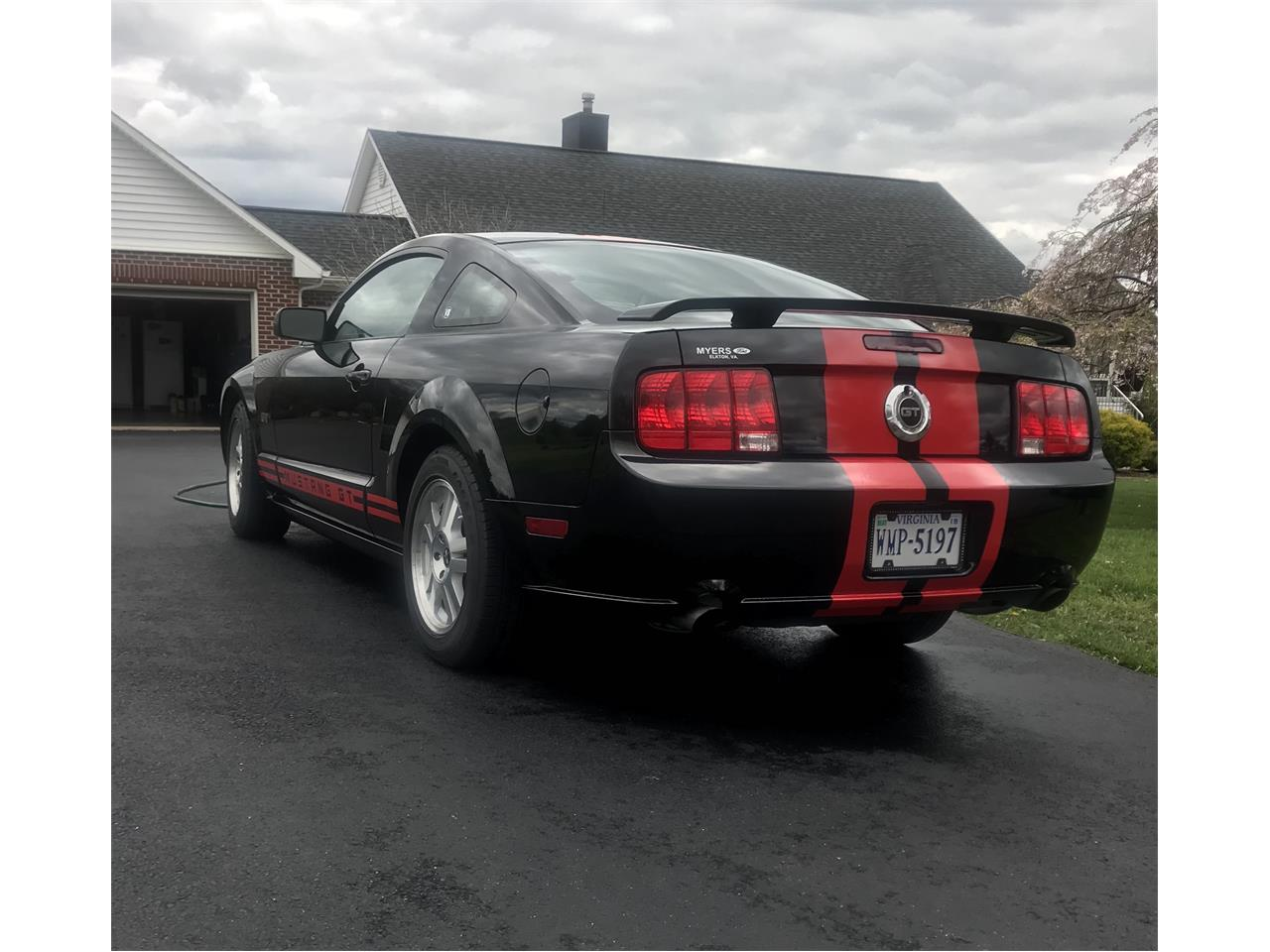 2007 Ford Mustang GT (CC-1209525) for sale in Churchville, Virginia