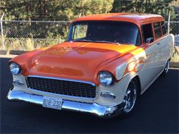 1955 Chevrolet Station Wagon (CC-1209541) for sale in Kamloops, B.C.
