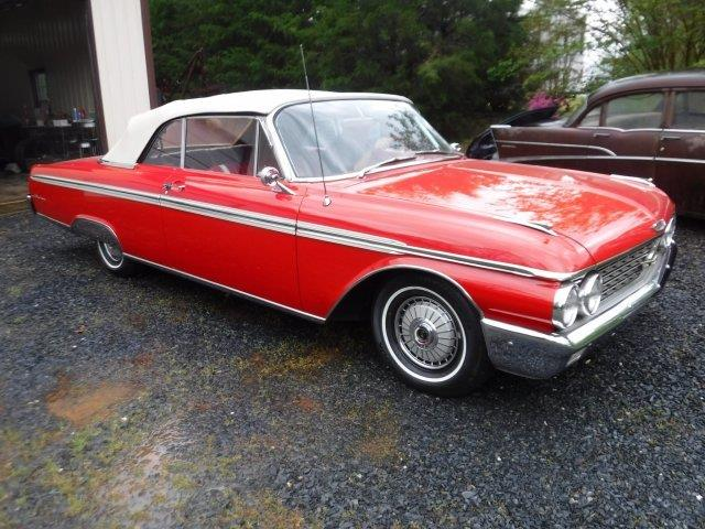 1962 Ford Galaxie (CC-1209582) for sale in Milford, Ohio