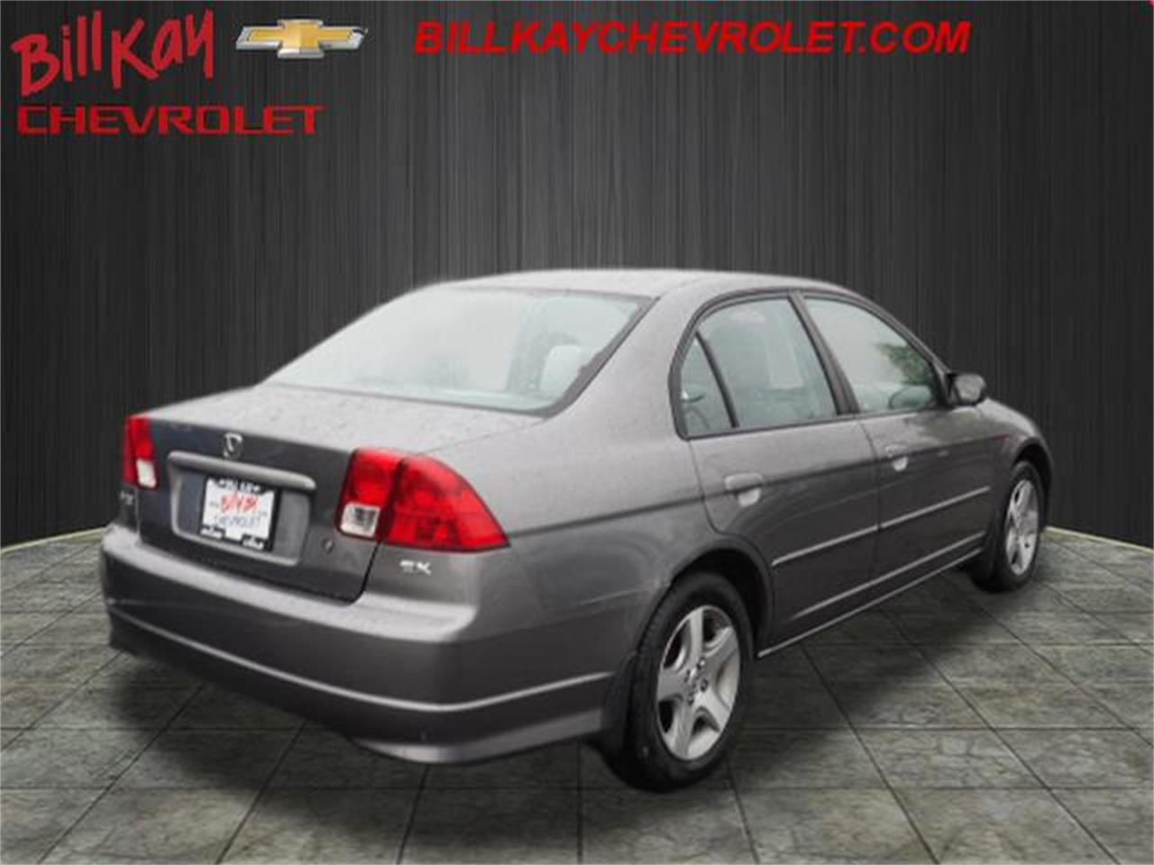 2005 Honda Civic (CC-1209595) for sale in Downers Grove, Illinois