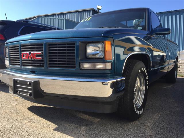 1992 GMC Sierra 1500 (CC-1209668) for sale in Richmond, Illinois
