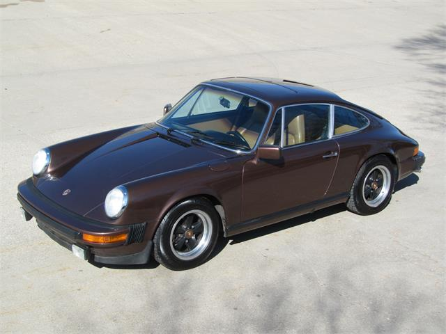 1974 Porsche 911 (CC-1209686) for sale in Omaha, Nebraska