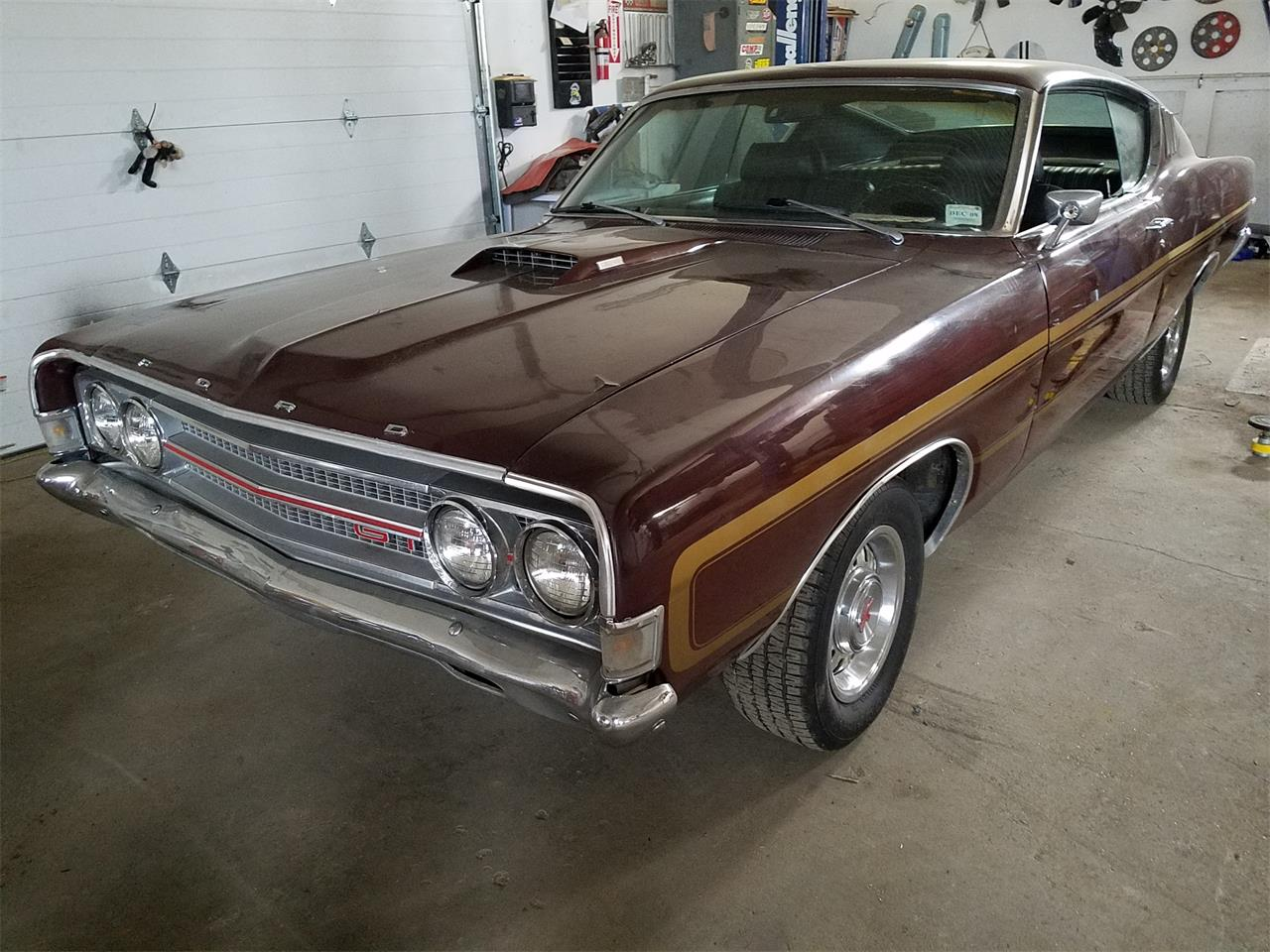 1969 Ford Torino (CC-1200971) for sale in Woodstock, Connecticut