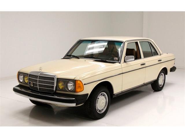 1981 Mercedes-Benz 240D (CC-1209818) for sale in Morgantown, Pennsylvania