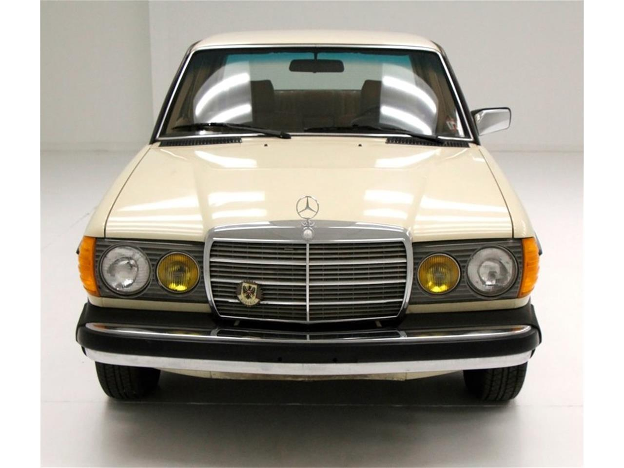 1981 Mercedes-Benz 240D (CC-1209818) for sale in Morgantown, Pennsylvania
