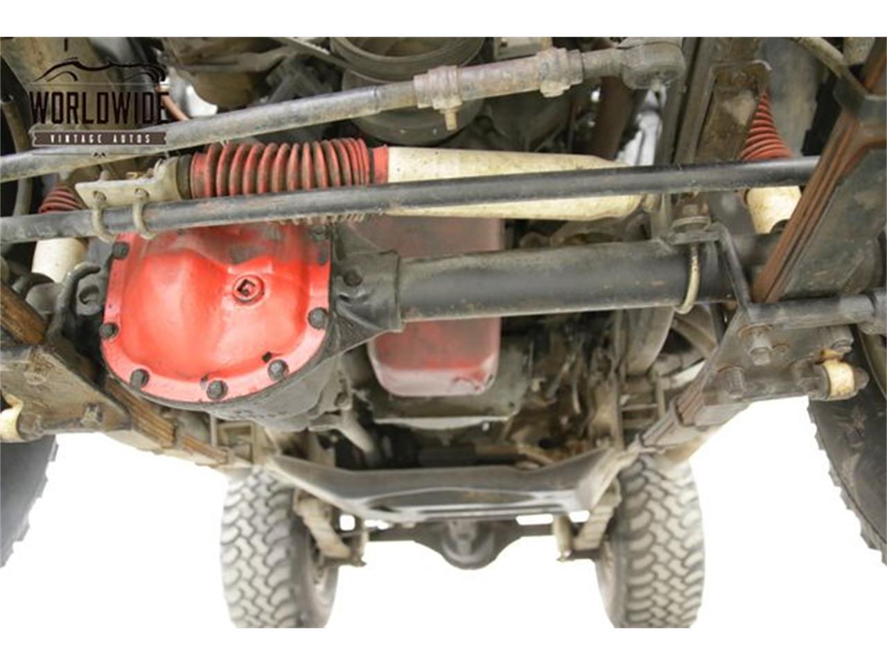 1978 Jeep CJ5 (CC-1209831) for sale in Denver , Colorado