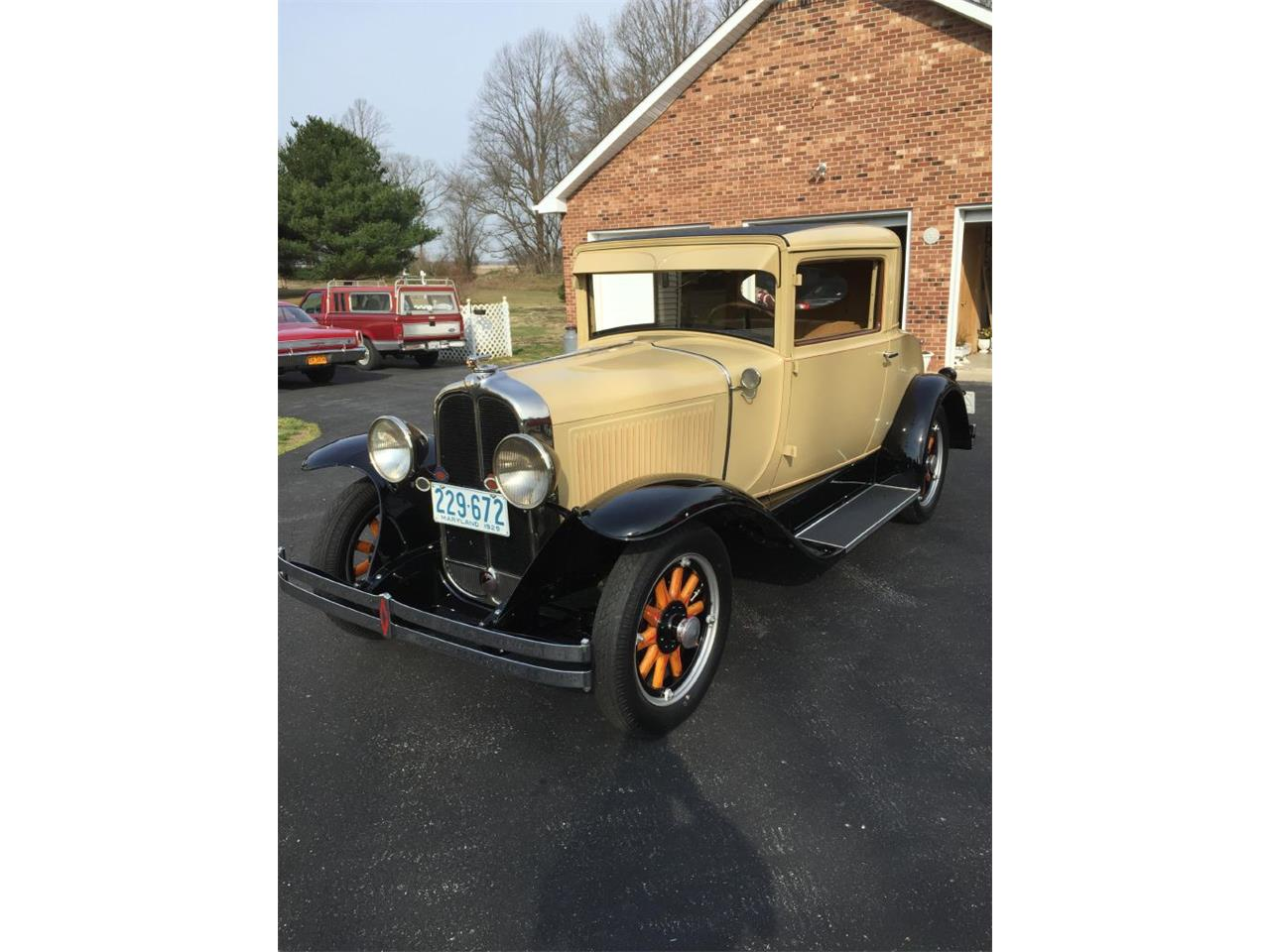 1929 Pontiac Coupe (CC-1209878) for sale in West Pittston, Pennsylvania