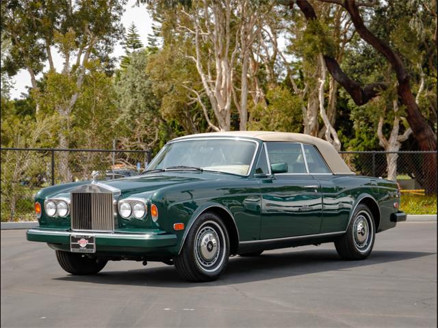 1993 Rolls-Royce Corniche (CC-1209879) for sale in Marina Del Rey, California