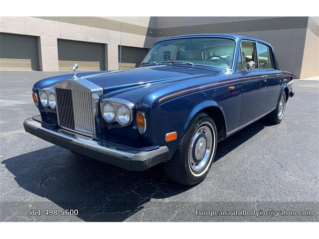 1974 Rolls-Royce Silver Shadow (CC-1210100) for sale in BOCA RATON, Florida