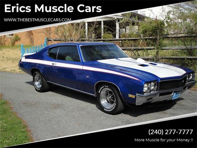1972 Buick Skylark (CC-1211008) for sale in Clarksburg, Maryland