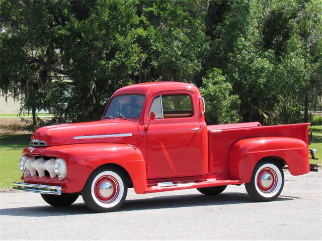 1951 Ford F1 (CC-1210105) for sale in Sarasota, Florida