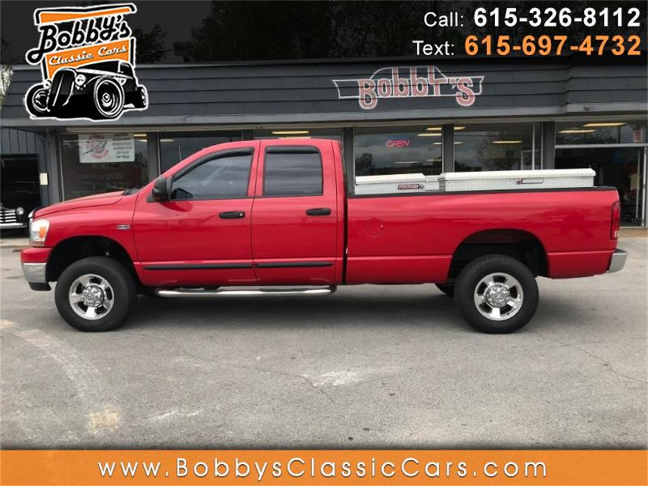 2006 Dodge Ram 2500 (CC-1211061) for sale in Dickson, Tennessee