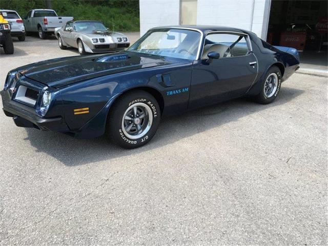 1974 Pontiac Firebird Trans Am (CC-1211070) for sale in Dundas, Ontario