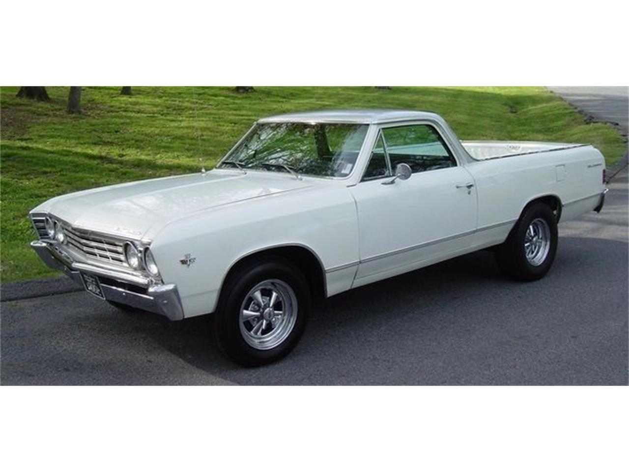 1967 Chevrolet El Camino (CC-1211075) for sale in Hendersonville, Tennessee
