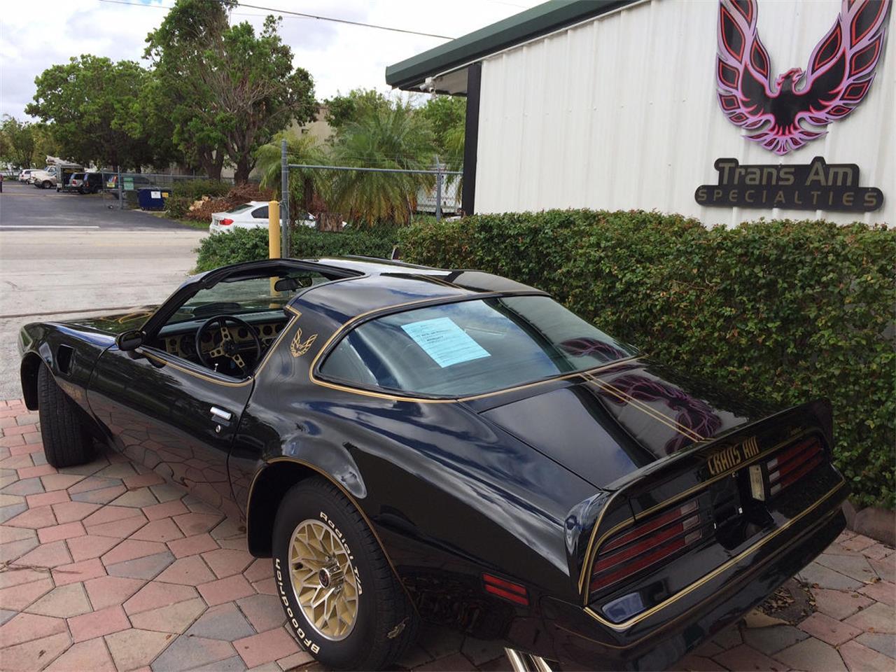 1977 Pontiac Firebird Trans Am SE (CC-1210111) for sale in Miami, Florida