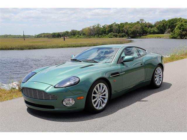 2002 Aston Martin Vanquish For Sale Classiccars Com Cc 1211237