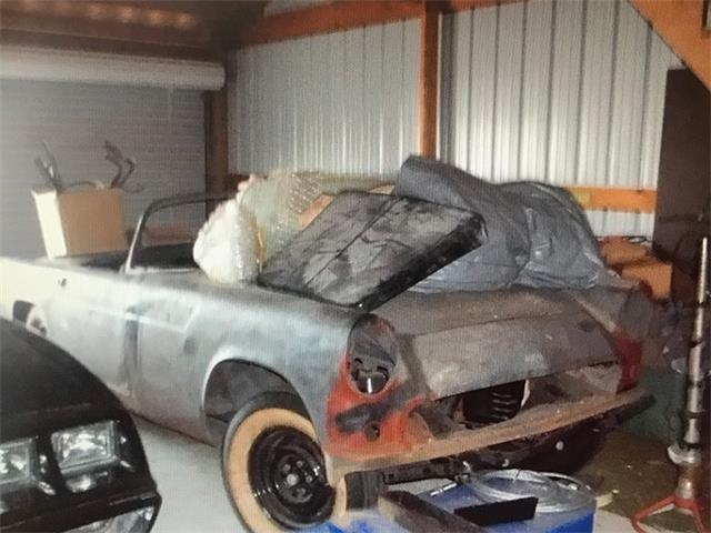1955 Ford Thunderbird (CC-1211259) for sale in Racine, Ohio