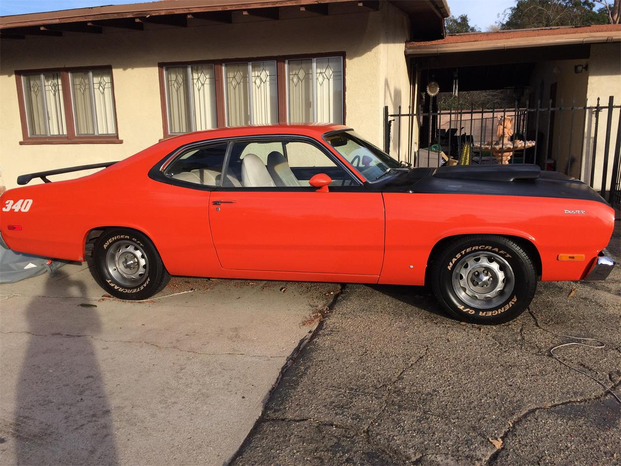 1972 Plymouth Duster (CC-1211261) for sale in Oak View, California
