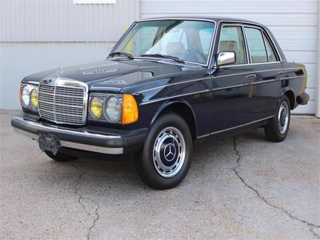 1981 Mercedes-Benz 300D (CC-1211272) for sale in Houston , Texas