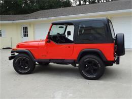1988 Jeep Wrangler (CC-1211292) for sale in Sarasota, Florida