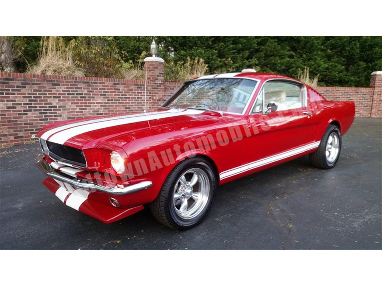 Old Mustangs For Sale >> 1965 Ford Mustang For Sale Classiccars Com Cc 1211433