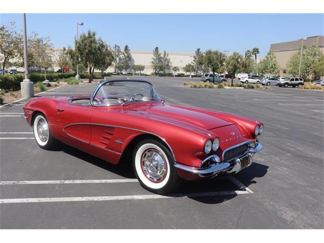 1961 Chevrolet Corvette (CC-1211438) for sale in Anaheim, California