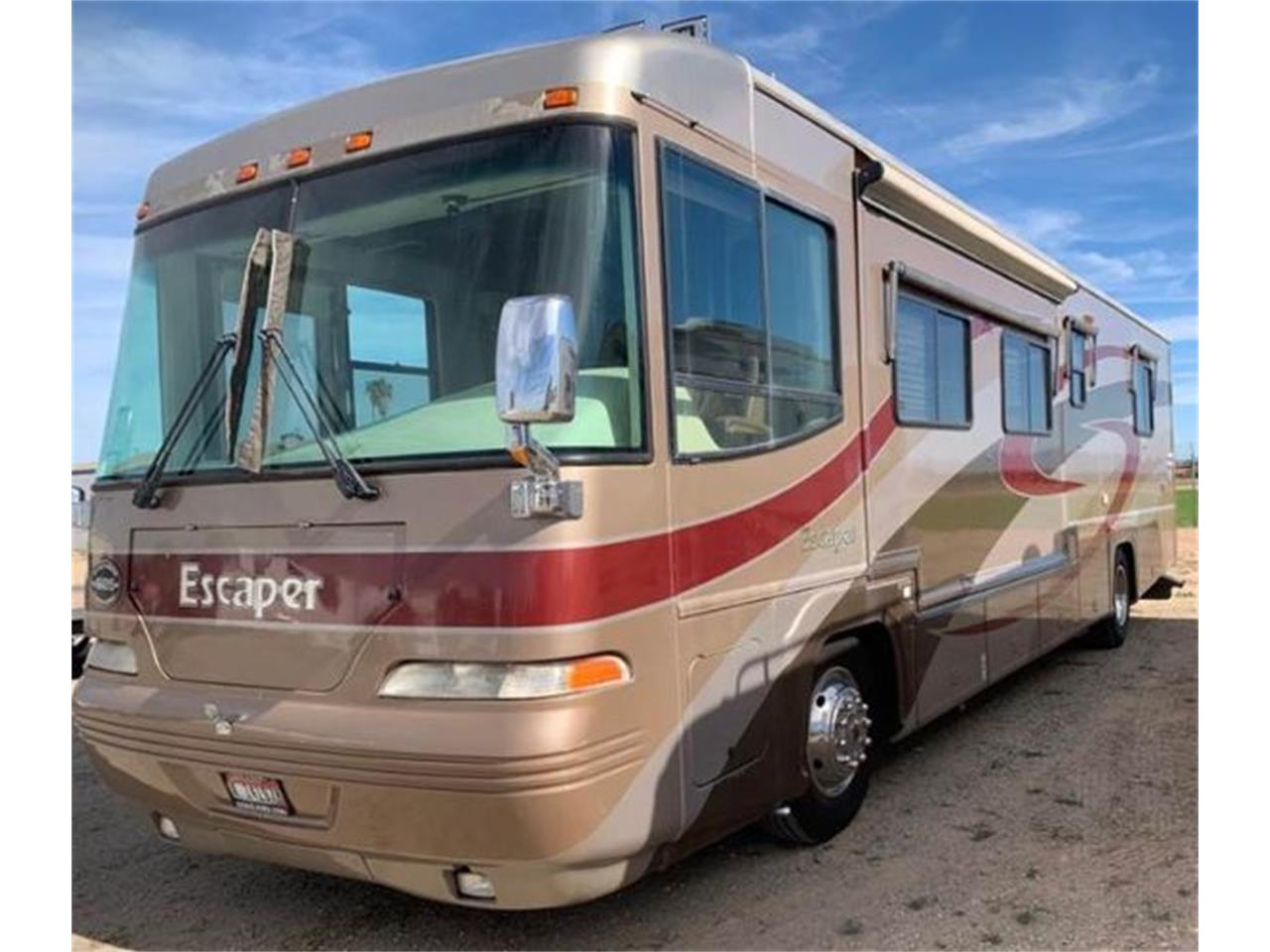 2003 Damon Escaper (CC-1211462) for sale in Cadillac, Michigan