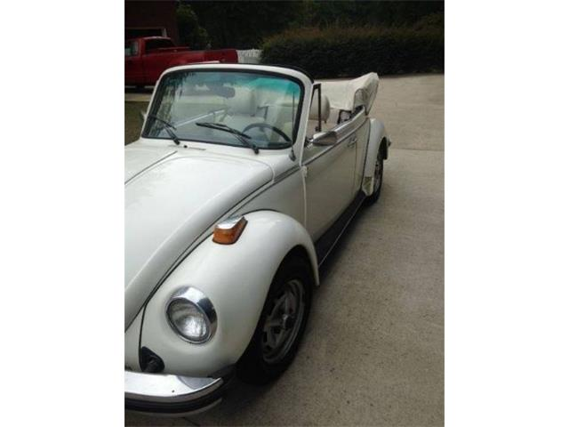 1978 Volkswagen Super Beetle (CC-1211464) for sale in Cadillac, Michigan