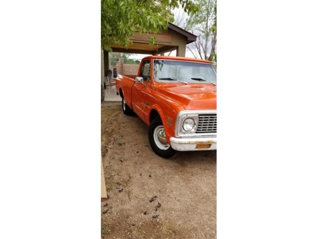 1971 Chevrolet C10 (CC-1211466) for sale in Cadillac, Michigan