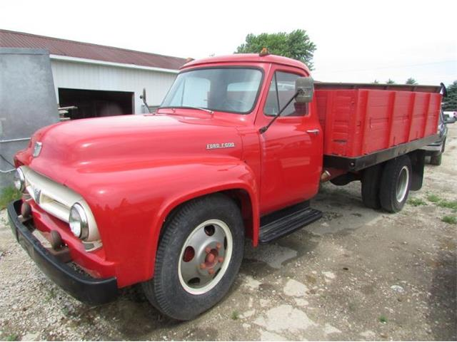 1953 Ford F600 (CC-1211479) for sale in Cadillac, Michigan