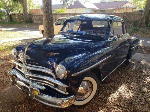 1950 Plymouth Business Coupe (CC-1211483) for sale in Cadillac, Michigan