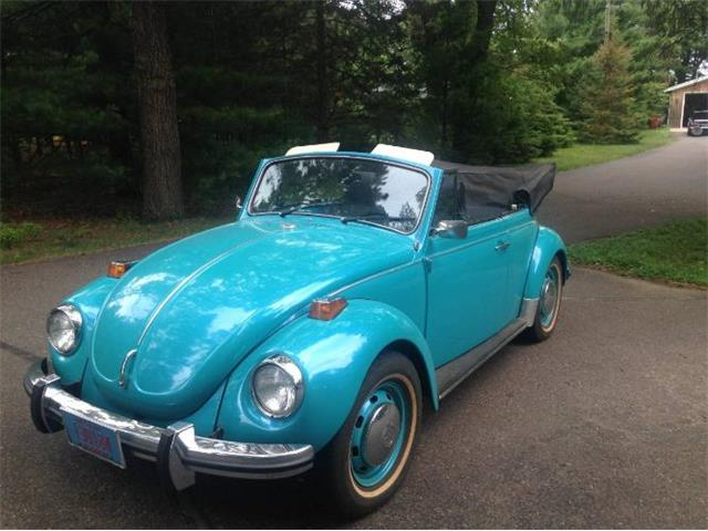 1971 Volkswagen Beetle (CC-1211498) for sale in Cadillac, Michigan