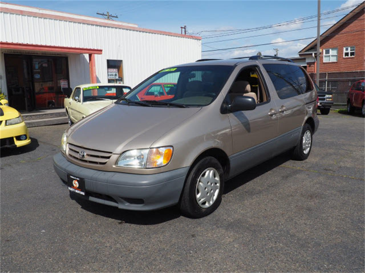 2003 toyota sienna for sale classiccars com cc 1211511 2003 toyota sienna for sale