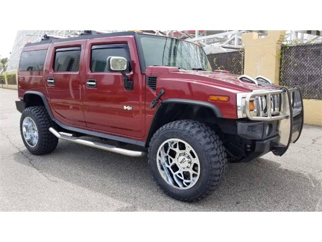 2003 Hummer H2 (CC-1211527) for sale in Cadillac, Michigan