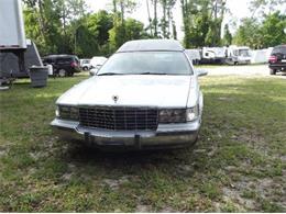 1996 Cadillac Fleetwood (CC-1211535) for sale in Cadillac, Michigan