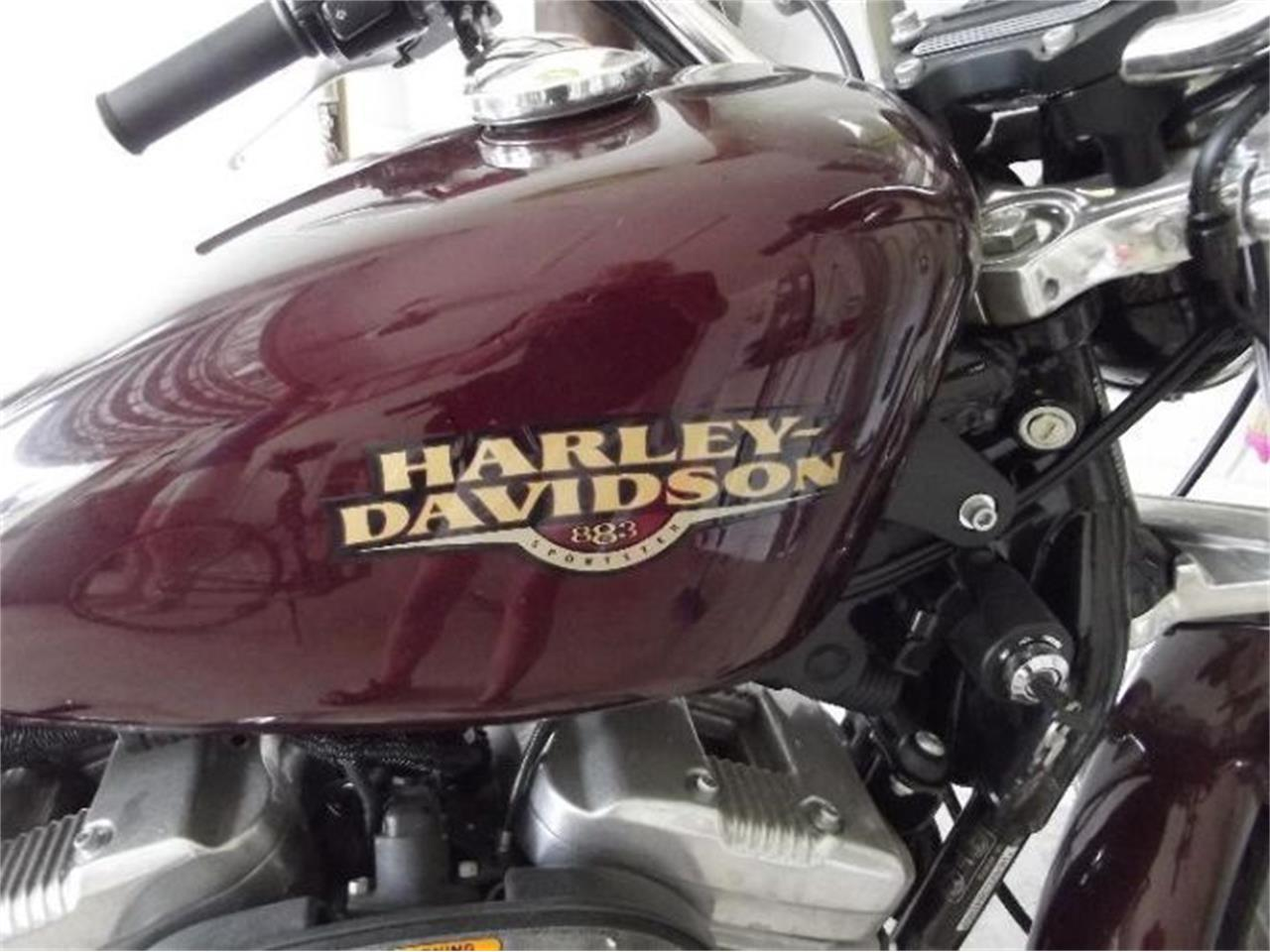 2008 Harley-Davidson Sportster (CC-1211536) for sale in Cadillac, Michigan
