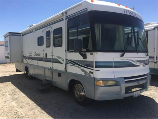 2002 Itasca Sunrise (CC-1211542) for sale in Cadillac, Michigan