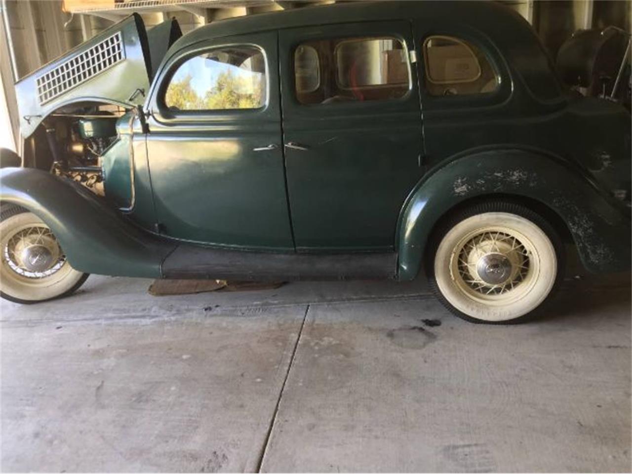 1935 Ford Sedan (CC-1211543) for sale in Cadillac, Michigan