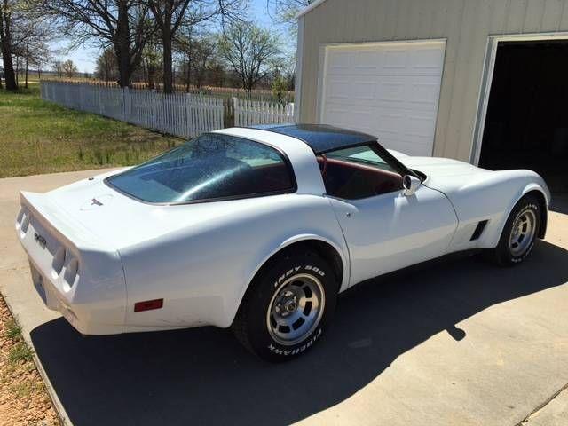 1980 Chevrolet Corvette (CC-1211556) for sale in Cadillac, Michigan