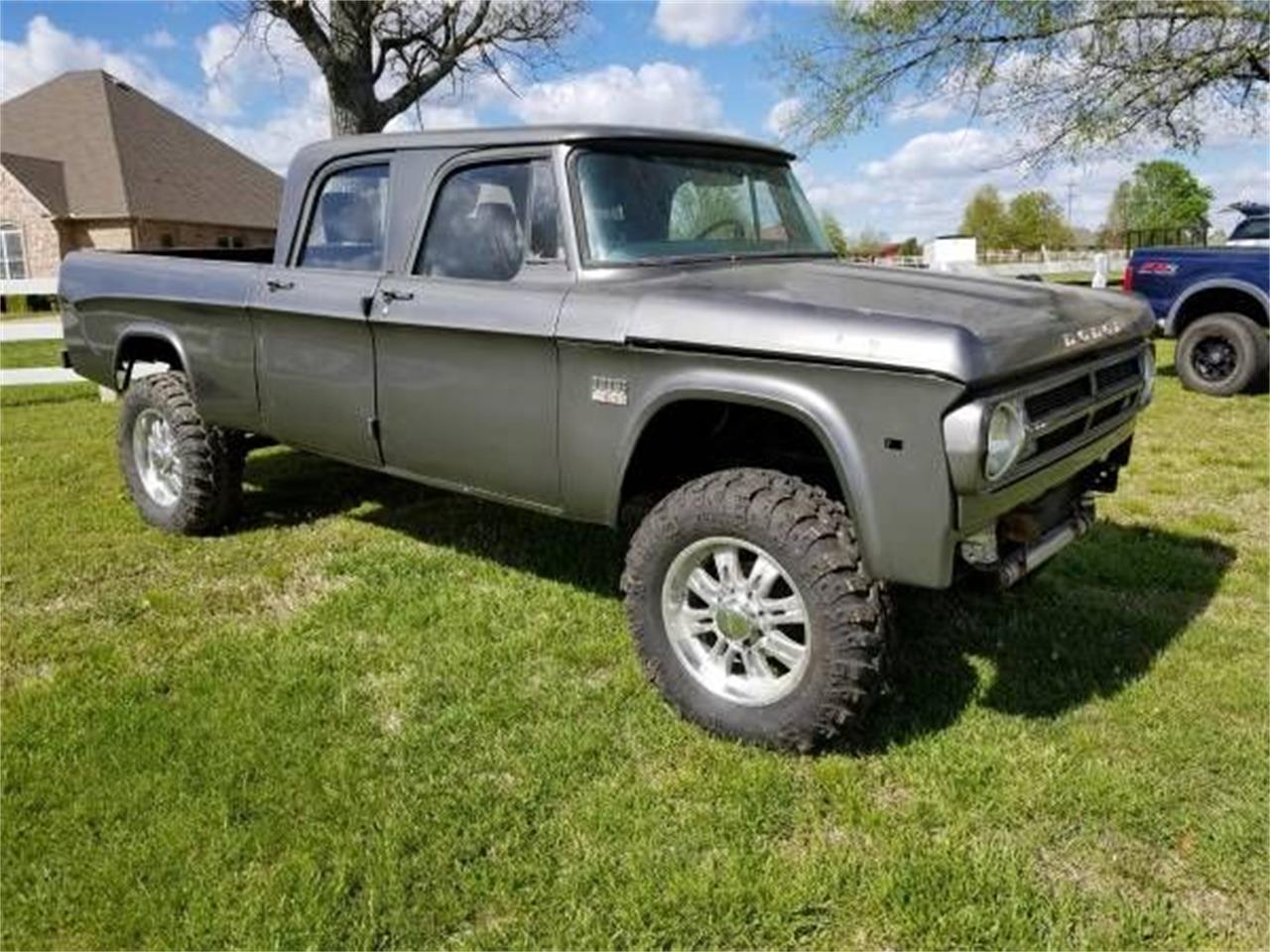 1970 Dodge Pickup (CC-1211560) for sale in Cadillac, Michigan
