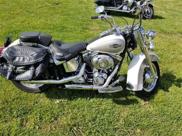 2009 Harley-Davidson Heritage (CC-1211564) for sale in Cadillac, Michigan