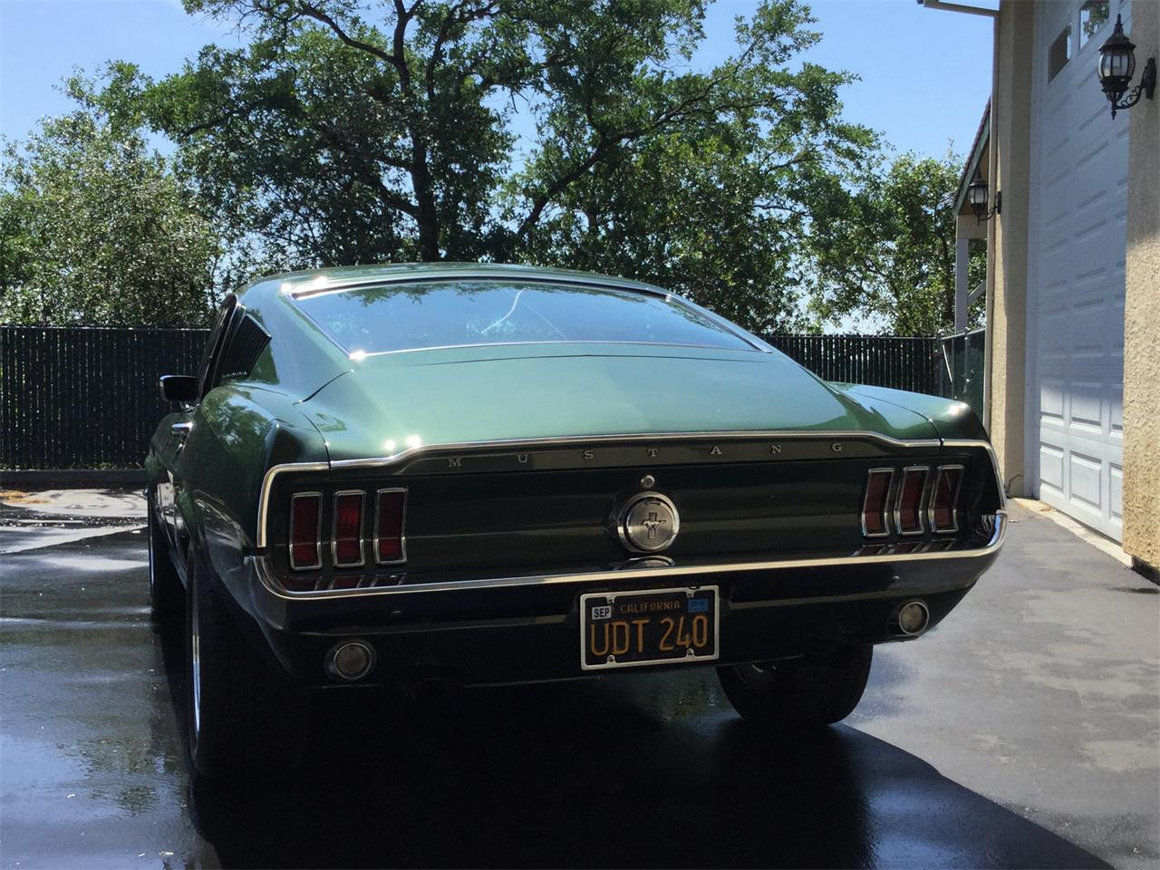 1967 Ford Mustang (CC-1211602) for sale in Palo Cedro, California