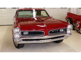 1966 Pontiac GTO (CC-1211666) for sale in Columbus, Ohio