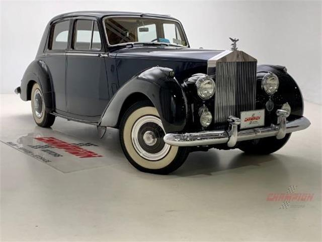 1953 Rolls-Royce Silver Dawn (CC-1211683) for sale in Syosset, New York