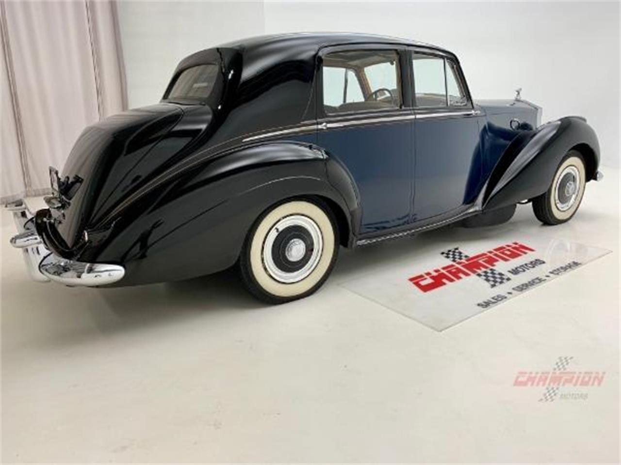 1953 Rolls-Royce Silver Dawn (CC-1211683) for sale in Syosset, New York