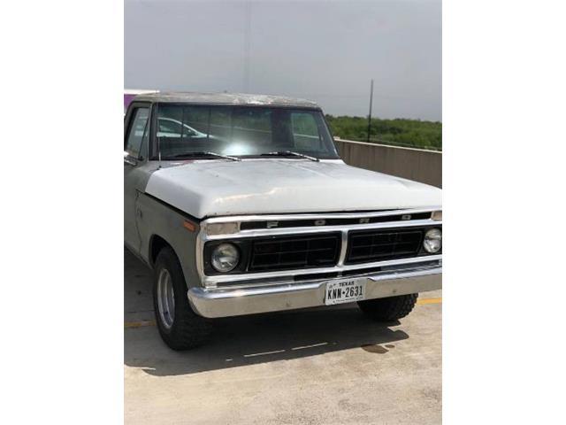 1975 Ford F150 (CC-1211713) for sale in Cadillac, Michigan