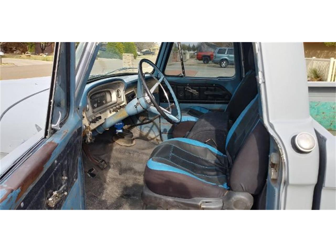 1966 Ford F250 (CC-1211717) for sale in Cadillac, Michigan